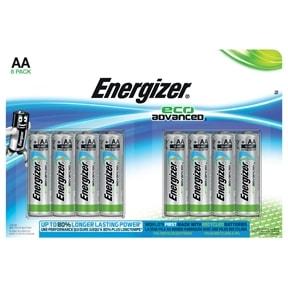 Miljøvenlige batterier