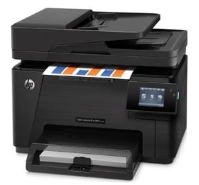 Printere, farvelaser MFP