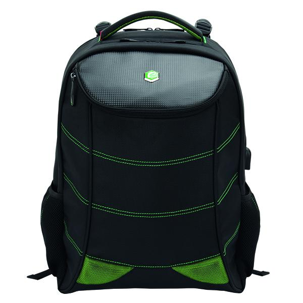 Image of   17 BestLife Gaming Backpack Snake Eye, Black/Green
