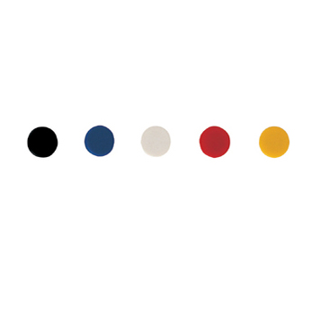 Billede af magneter 20mm ass. farver (8)