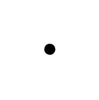 Billede af magneter 20mm sort (8)