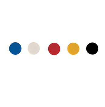 Billede af magneter 30mm ass. farver (6)