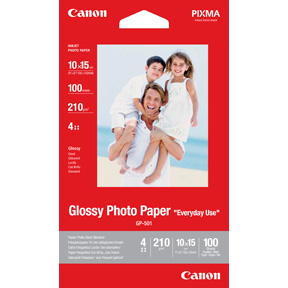 Image of   10x15 GP-501 Glossy Photo 200g (100)