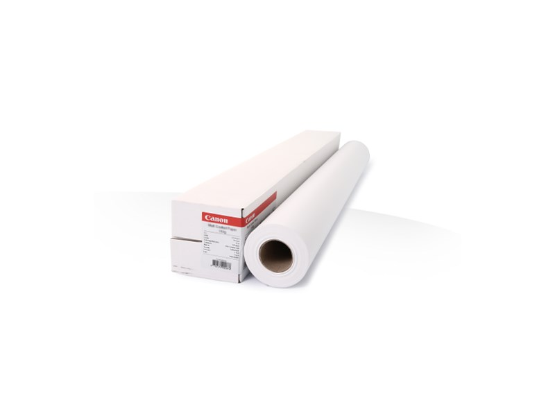 Image of   36 Matt coated paper roll 140g30m (OCE)