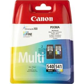 Billede af PG-540 black / CL-541 color multi-pack