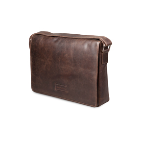 Image of   14 Messenger Bag Marselisborg, Hunter Dark