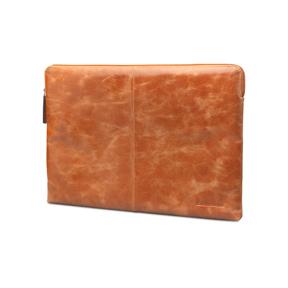 Image of 14 MacBook Case Skagen, Golden Tan