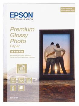 Image of 13x18cm Premium Glossy Photo Paper 255 g (30) - Gold