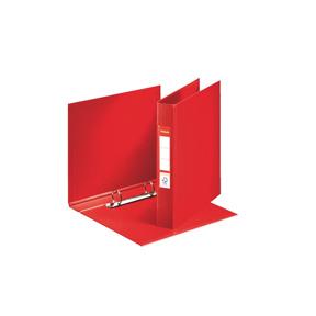 Billede af Ringbind Vivida PP A5 2RR 25mm rød