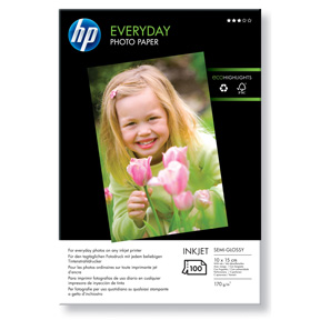 Image of   10x15cm Everyday Glossy Photo 200g (100)