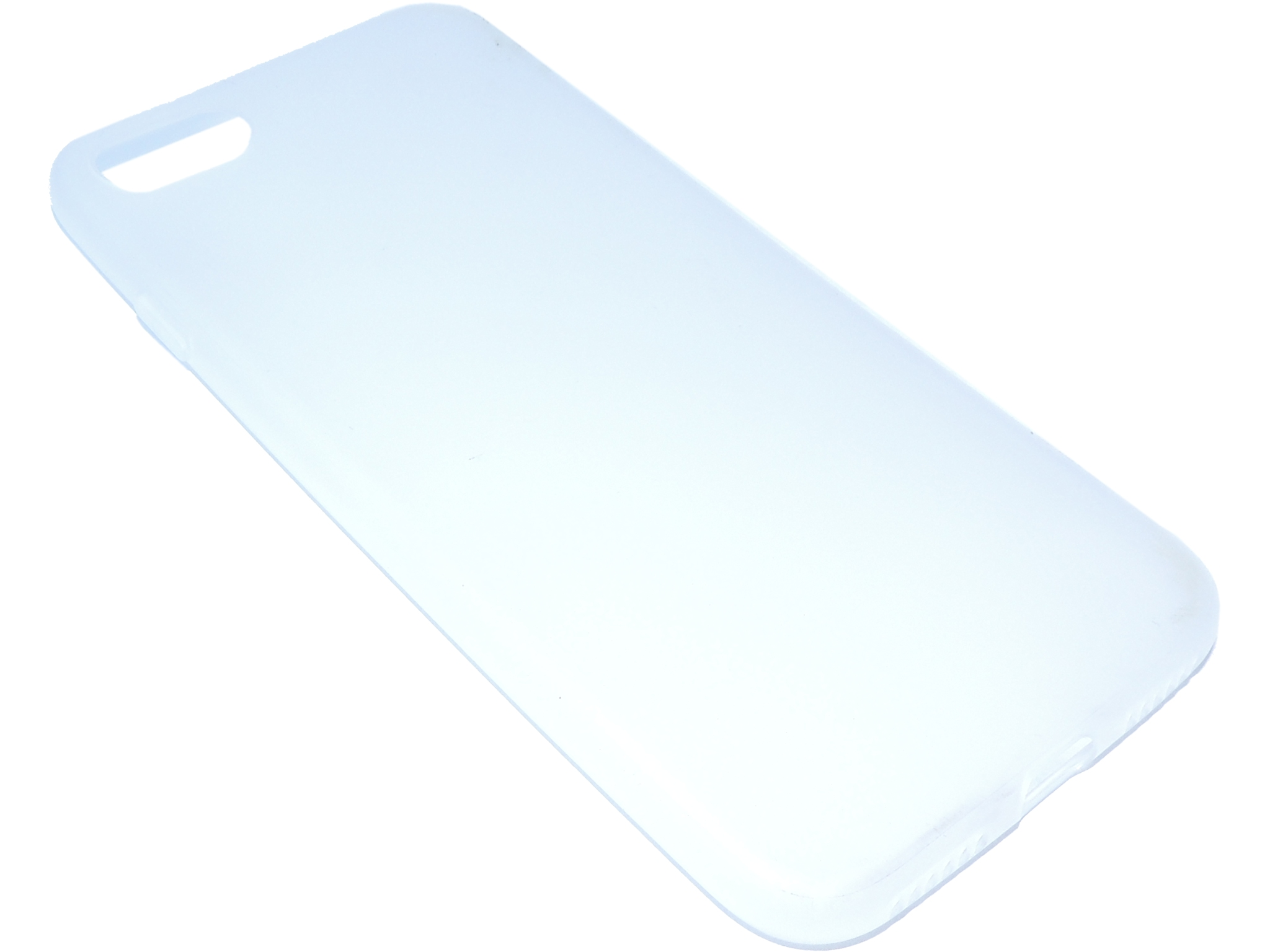 iPhone 7 Cover Soft, White