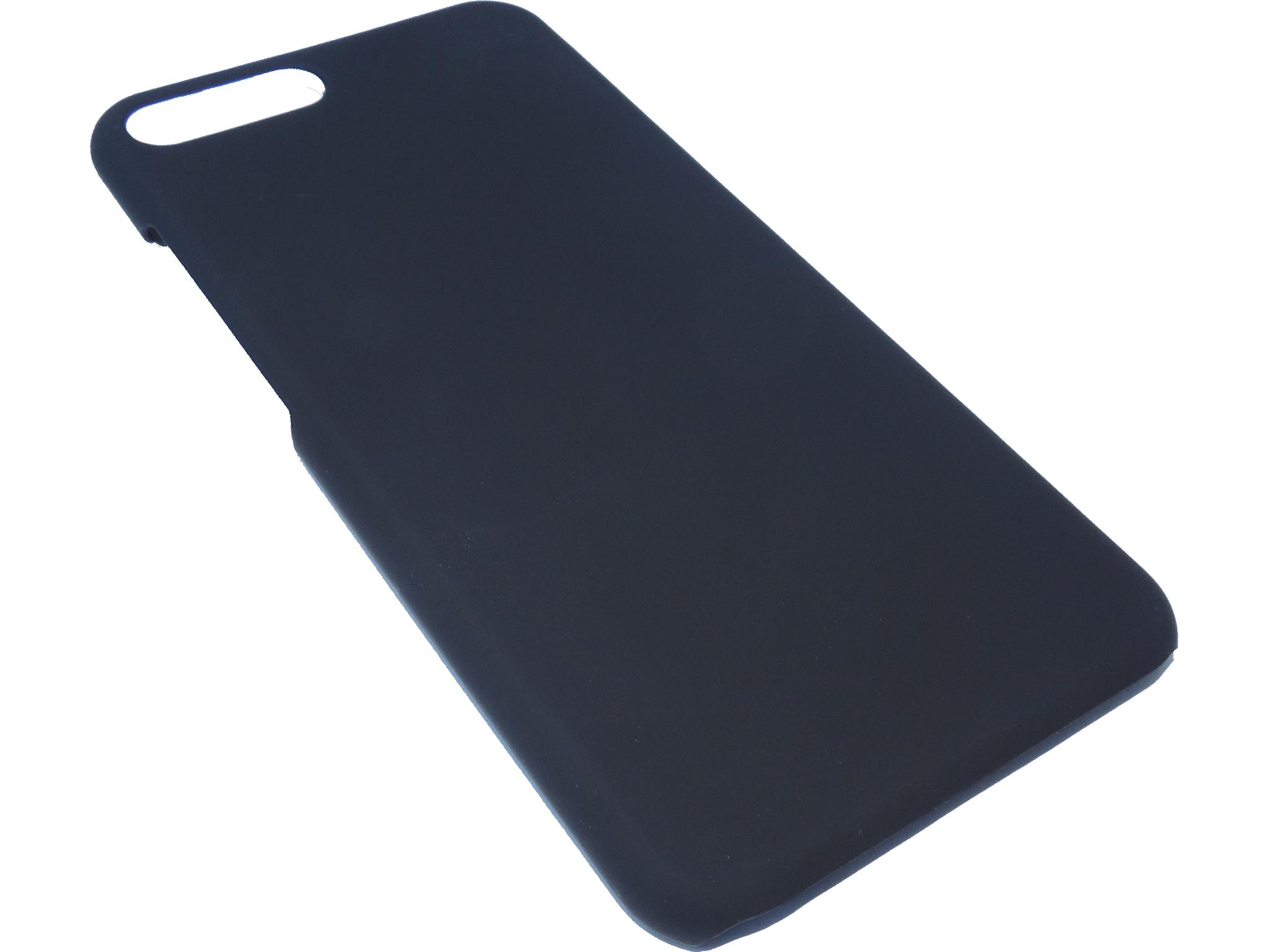 iPhone 7 Plus Cover Hard, Black