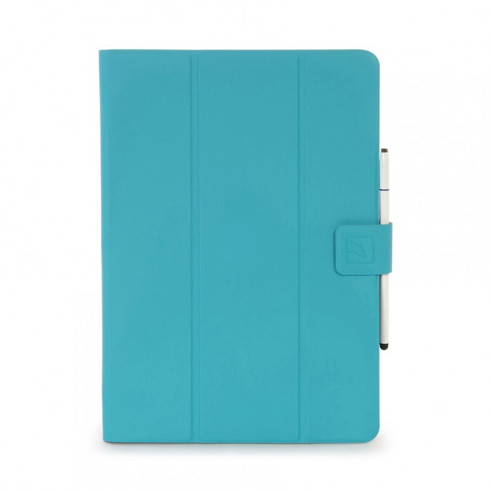 Image of 10 Tablet Facile Plus Case, Light Blue