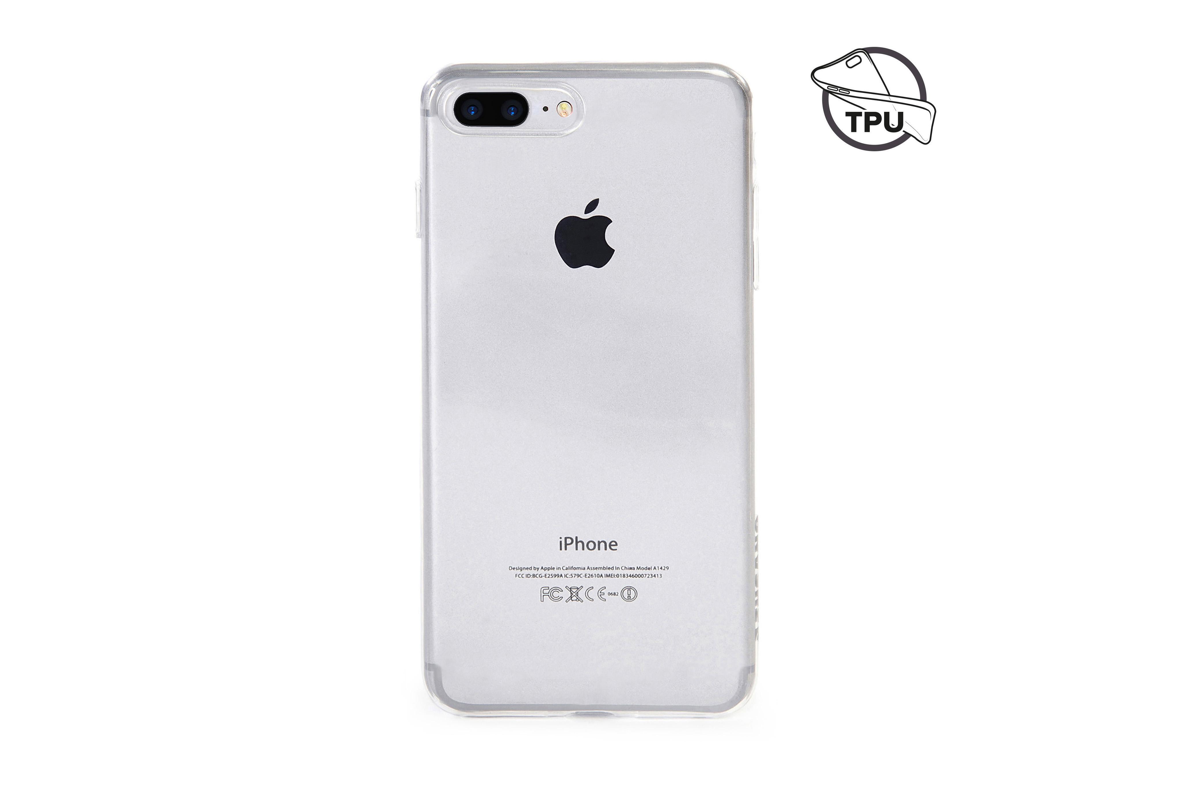 iPhone 7 Plus Cover Sottile, Transparent