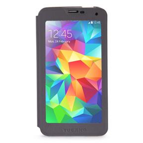 Billede af Cover Mask Galaxy S5 dark grey