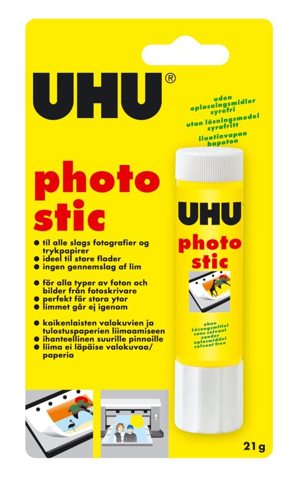 Limstift til foto 21gram
