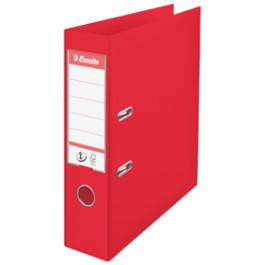 Esselte No1 Vivida brevordner PP A4 75mm rød