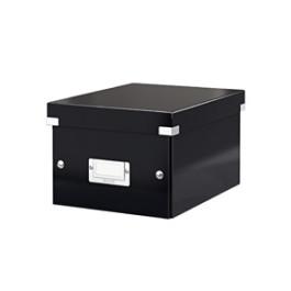 Leitz Click & Store opbevaringsboks lille sort