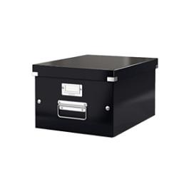 Leitz Click & Store opbevaringsboks mellem sort