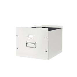 Leitz Click & Store opbevaringsboks t/hængemapper hvid