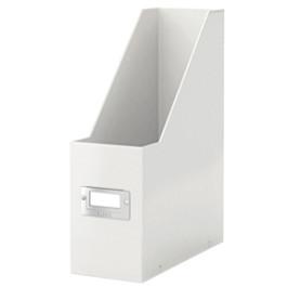 Leitz Click & Store tidsskriftsamler A4 100mm hvid