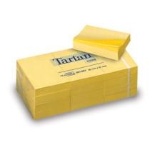 Tartan Notes 38x51 gul (12)