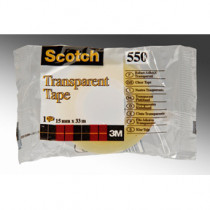 Scotch tape 15mmx66m transparent