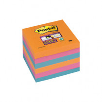 Post-it Notes 76x76 Electric Glow (6)