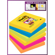 Post-it Notes 76x76 Rio aPost-it farver (6)