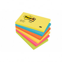 Post-it Notes 76x127 Energetic (6)