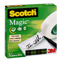 Tape Scotch Magic 12mmx33m