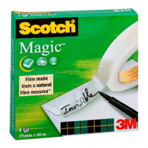 Scotch Magic tape 19mmx66m