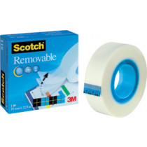 Scotch Magic tape flytbar 19mmx33m