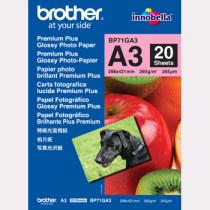 A3 Glossy Inkjet paper 260g (20)
