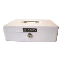 Pengekasse 703 25x18x8cm hvid