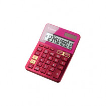Canon LS-123K-MPK pocket calculator Pink