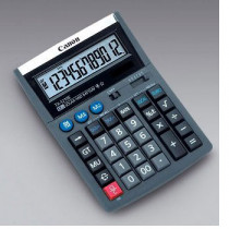 Canon TX-1210E desktop calculator