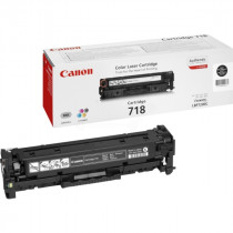 718BK black toner cartridge