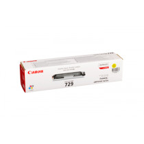 CRG 729 yellow toner