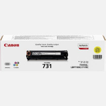 731 yellow toner cartridge