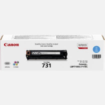 731 cyan toner cartridge
