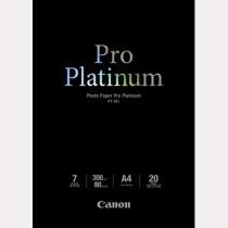 A4 Photo Paper Pro Platinum 300g (20)