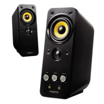 T20 Speaker, Black (Incl. free MA200 In-Ear)