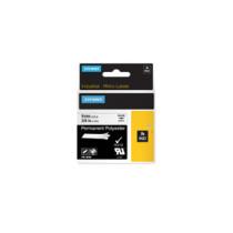 Tape Rhino 9mmx5,5m perm polyest bl/whi
