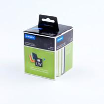 Labels t/brevordner 59x190mm hvid (110)