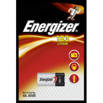 Energizer Lithium Photo CR123 (1)