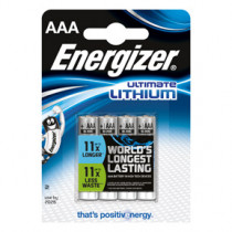 Energizer Ultimate Lithium AAA (4)