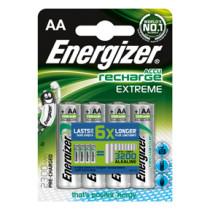 Energizer Rech Extreme AA/2300 mAh (4)