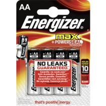Energizer MAX AA/LR6 (4)