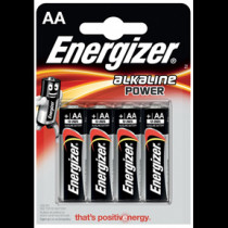 Energizer Power AA/LR6 (4)